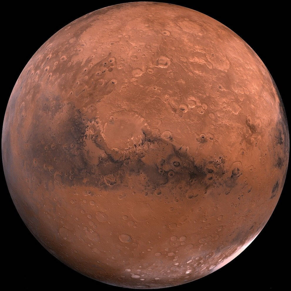 Preparing for human exploration missions on Mars